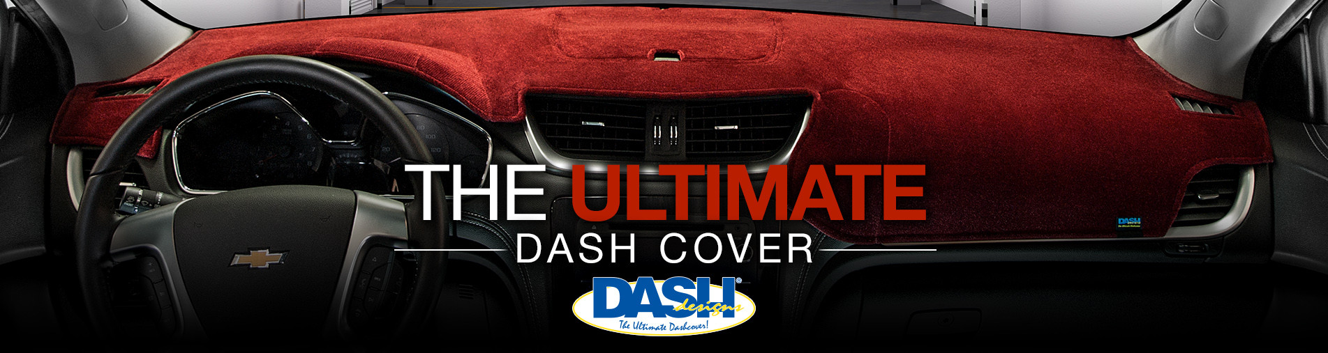 The Ultimate Dash Cover