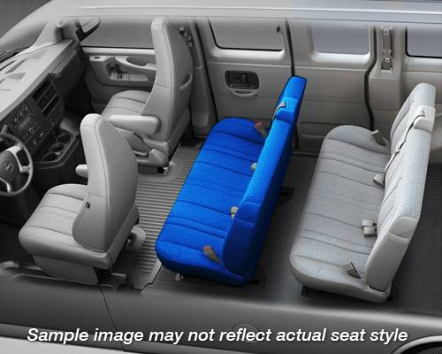 Seat Covers - 2nd Row
