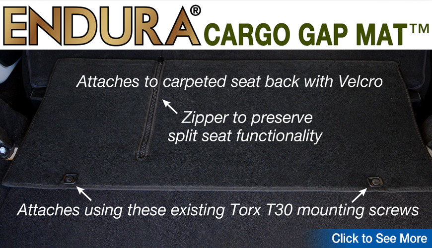 Endura® Jeep Mat