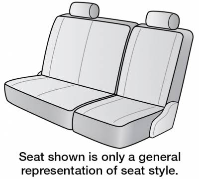 2019 TOYOTA HIGHLANDER SEAT COVER REAR/MIDDLE