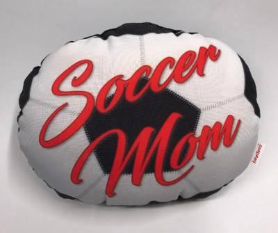 Headeez™ Headrest Pillow Soccer Mom