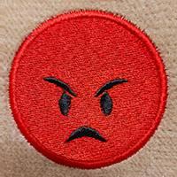 Angry Emoji (LG350)
