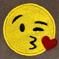 Kiss Emoji (LG355)