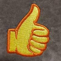 Thumbs Up Emoji (LG360)