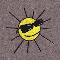Sun with Shades (LG214)