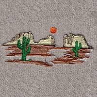 Desert Scene (LG229)