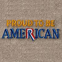 Proud to be American (LG247)