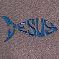 Jesus Fish (LG228)