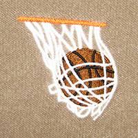 Basketball in Hoop (LG318)