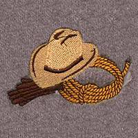 Hat, Rope, & Gloves (LG194)