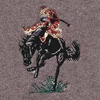 Bronco Rider (LG197)