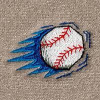 Baseball Flying (LG274)