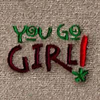 You Go Girl (LG258)