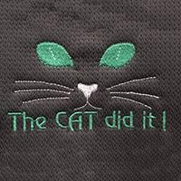 The Cat Did It (LG452)