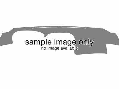 Dash Designs - 2000 WINNEBAGO JOURNEY R.V. Dash Covers