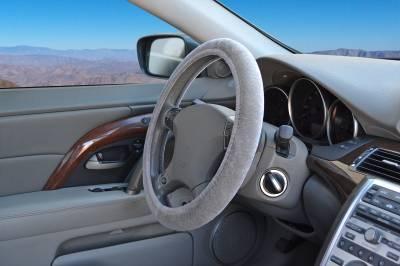 Dashcessories - Grip N Go™ Steering Wheel Wrap - GRIP N GO