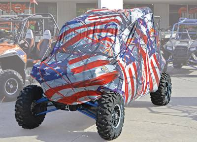 Dashcessories - Buggie Bag™ The Ultimate Powersports Cover - Large Buggie Bag