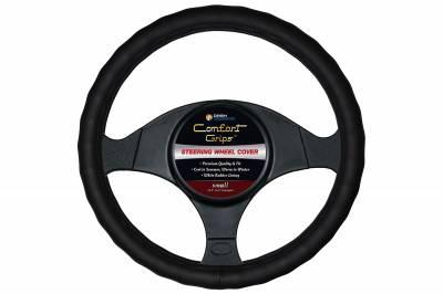 Steering Wheel Covers - Racing Grip Black