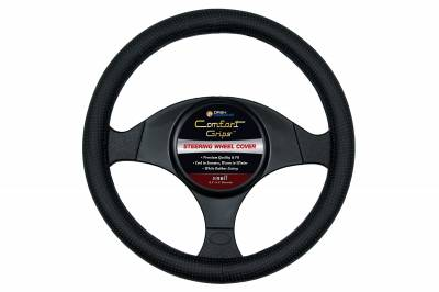 Steering Wheel Covers - Sedona Sport  Black