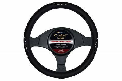 Steering Wheel Covers - Gem Grip  Black