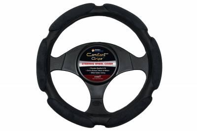 Steering Wheel Covers - Multi Grip  Black