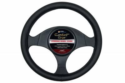 Steering Wheel Covers - Sport Grip  Black