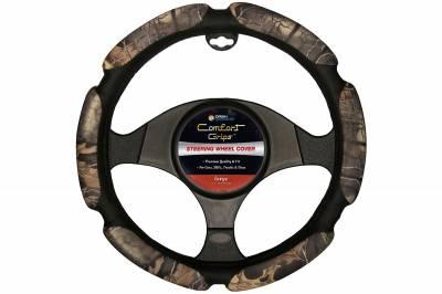 Steering Wheel Covers - Camo Hunter