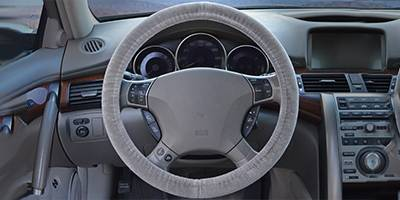 Dashcessories - Grip N Go™ Steering Wheel Wrap