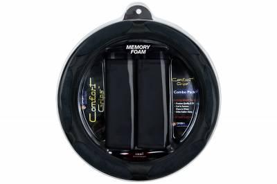 Dashcessories - Comfort Grips™ Combo Packs - Multi Grip Combo Black