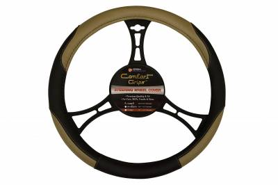 Steering Wheel Covers - Daytona Grip Tan