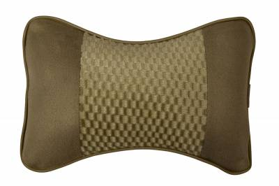 Dash Designs - Single Headrest Cushion Tan