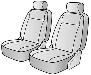 2006 NISSAN SENTRA SEAT COVER FRONT BUCKET