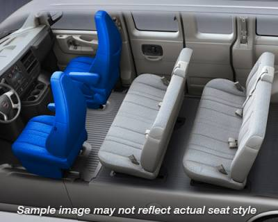 Seat Covers - 1st Row