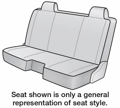 1984 CHEVROLET S10 SEAT COVER FRONT BENCH