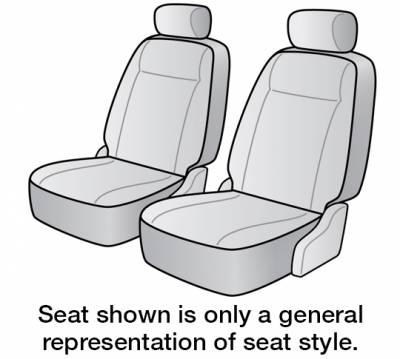 2000 NISSAN SENTRA SEAT COVER FRONT BUCKET