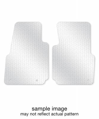 1985 MERCEDES-BENZ 190E Floor Mats FRONT SET