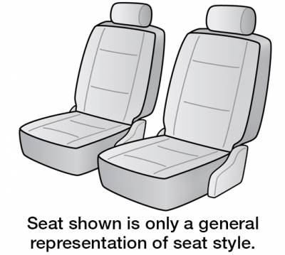 Seat Covers - 2nd Row - 2020 TOYOTA SEQUOIA SEAT COVER REAR/MIDDLE