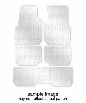 2005 FORD EXCURSION Floor Mats FULL SET (3 ROWS)