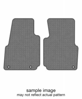 Floor Mats - Endura Custom Floor Mats - Dash Designs - 2021 TOYOTA TUNDRA Floor Mats FRONT SET