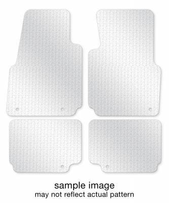 Floor Mats - Endura® Clear™ Vinyl Floor Mats - Dash Designs - 2022 KIA SPORTAGE Floor Mats FULL SET (2 ROWS)