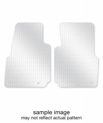 Floor Mats - Endura® Clear™ Vinyl Floor Mats - Dash Designs - 2022 KIA SPORTAGE Floor Mats FRONT SET