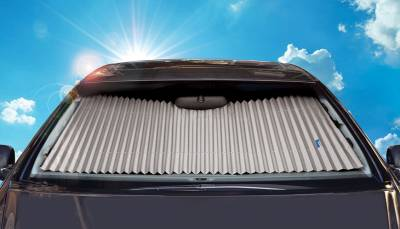 2022 FORD E-350 SUPER DUTY The Original Sun Shade
